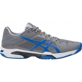 Asics Mens Gel Solution Speed 3 Aluminum Tennis Shoes