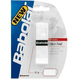 Babolat Skin Feel White Replacement Grip