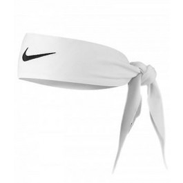 Nike Dri Fit Head Tie 2.0 White