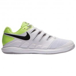 Nike Mens Air Zoom Vapor X Grey Tennis Shoe