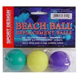 Pro Kadima Replacement Balls 3 Pack