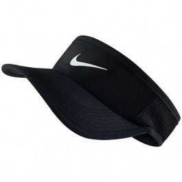 Nike Feather Light 3.0 Visor Black Hat