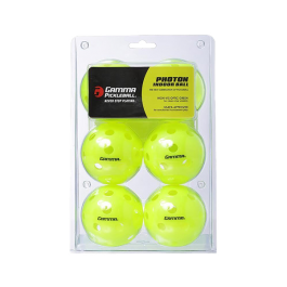 Gamma Photon Indoor Pickleball 6 Pack
