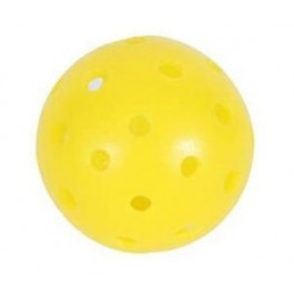 Pickleball Ball Yellow Indoor Outdoor