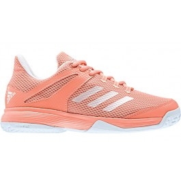 Adidas Junior Barricade Club Pink Tennis Shoe