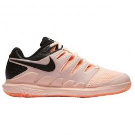 Nike Womens Zoom Vapor X Pink Tennis Shoes