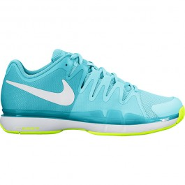 Nike Womens Zoom Vapor 9.5 Tour Polarized Blue