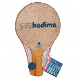 Pro Kadima Beach Paddle Set Ball
