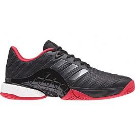 Adidas Mens Barricade 2018 Red Tennis Shoe