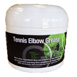 Tennis Elbow Grease