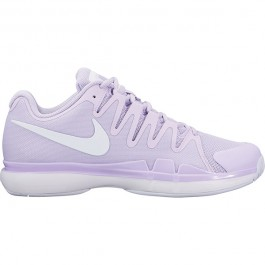 Nike Womens Zoom Vapor 9.5 Tour Violet Tennis Shoe