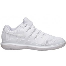 Nike Womens Air Zoom Vapor X Black White Shoe