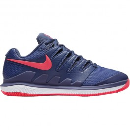 Nike Womens Air Zoom Vapor X Blue Shoe