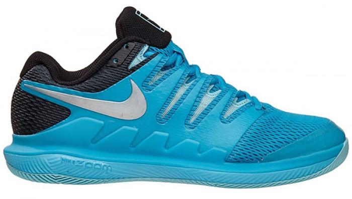 Nike Womens Zoom Vapor X Aqua