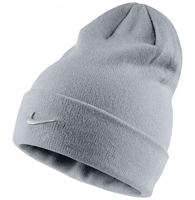 The Paddle Store Nike Swoosh Beanie Grey