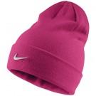 Nike Swoosh Beanie Pink Hat Cap