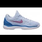 Nike Womens Zoom Cage 3 HC Blue Tennis Shoe