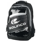 Solinco Pro Black Backpack