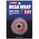Tourna Mega Wrap USA Replacement Grip