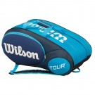 Wilson Mini Tour 6 Pack Blue Bag