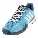 Adidas Mens Novak Pro Blue Tennis Shoe
