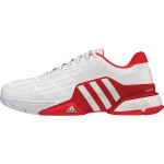 Adidas Mens Barricade Boost 2016 Ray Red