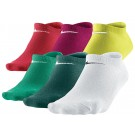 Nike Womens Performance No Show Sock Variety 6 Pack