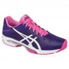 Asics Womens Gel Solution Speed 3 Parachute Purple